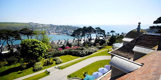 £129 & up -- 'Luxurious' Cornwall Stay w/Meals, Was £300