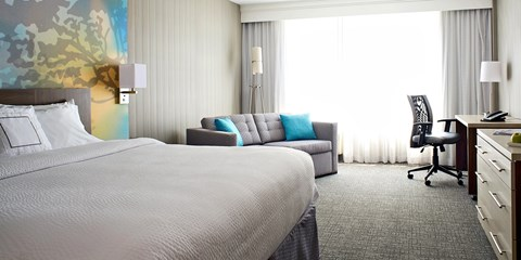 $149-$189 -- Recently Modernized Toronto Hotel, Save 40%
