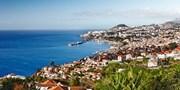ab 778 € -- Madeira: Mietwagenreise mit Flug & Halbpension