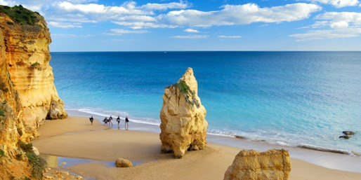 ab 565 € -- Algarve-Urlaub in Panorama-Lage nah am Strand