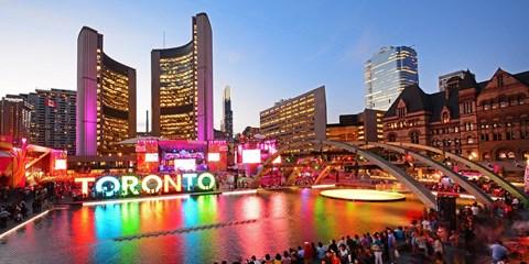 $139 -- Downtown Toronto Stays through June, Reg. $235