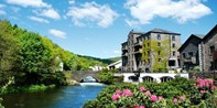 £169 -- Lake District: 2-Night Mill Stay w/Dinner, Save 51%