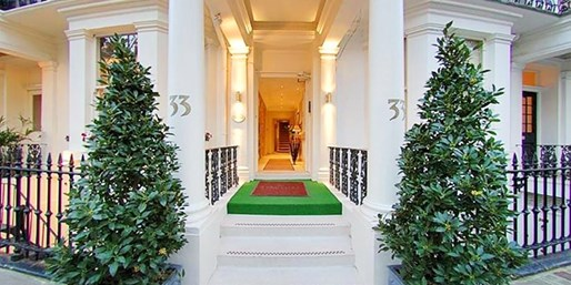 $219 -- London: Luxe Knightsbridge Stay incl. Breakfast