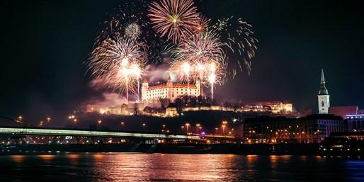 ab 449 € -- Weihnachten & Silvester auf der Donau mit A-ROSA