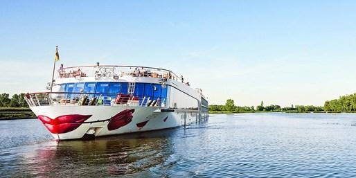 349 € -- A-ROSA: 4 Tage von Holland nach Köln im Herbst