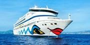 ab 299 € -- 5-tägige Kreuzfahrten mit AIDA nach Skandinavien