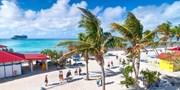 1299 € -- Große Karibikkreuzfahrt mit Flug nach Miami, -450€