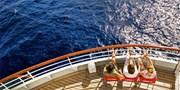 849 € -- 12 Tage Westeuropa ab Kiel bis Mallorca mit AIDA