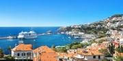 ab 749 € -- AIDA: 1 Woche Kanaren & Madeira mit Flug