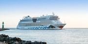 1149 € -- 11 Tage AIDA Ostsee mit St.Petersburg & Stockholm