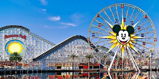 $129 -- Disneyland: Orange County Hyatt w/Shuttle, 40% Off
