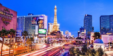 £569pp -- Las Vegas 4-Nt Hard Rock Break w/Virgin Flights