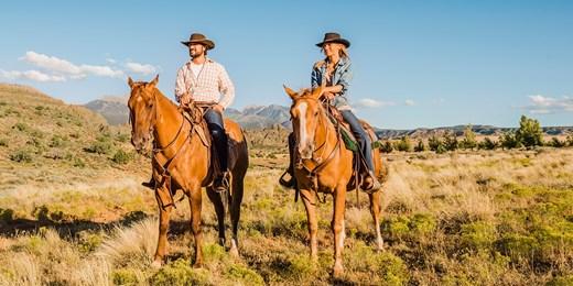 £1649pp -- Texas Ranch Adventure w/Flights, Meals & Horses