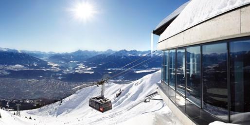 ab 89 € -- Angebote für die Olympia SkiWorld Innsbruck