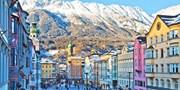 Innsbruck - die Hauptstadt der Alpen als Tor zur Winterwelt