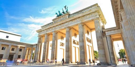 199 € -- 4-tägiger Berlintrip mit Flug & 4*-Hotel, -39%