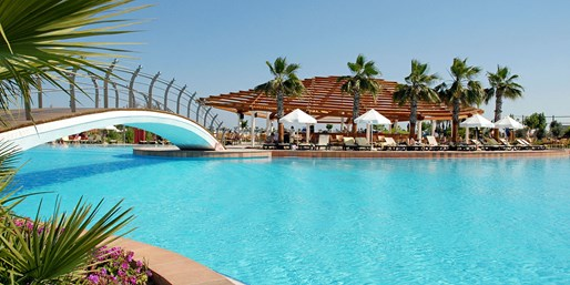 ab 455 € -- Antalya: Türkei-Woche im 5*-Hotel mit All-Incl.