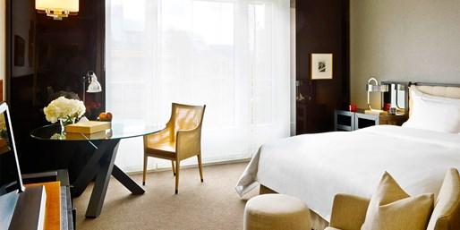 255 € -- Luxustrip ins Grand Hyatt Berlin mit Flug, -180 €