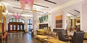 244 € -- Hamburg: Stylisches Hotel nahe der Alster & Flug