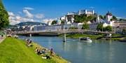 ab 266 € -- Kurztrip ins 4*-Hotel in Salzburg inkl. Flug