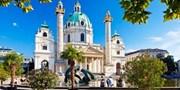 188 € -- Städtetrip ins kaiserliche Wien mit 4*-Hotel & Flug