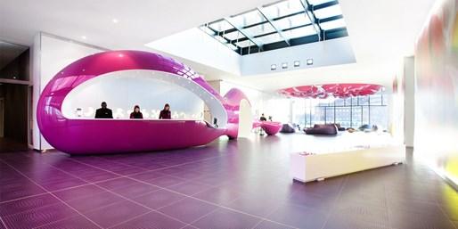 199 € -- Berlin: Städtetrip ins coole Designhotel & Flug