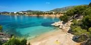 399-444 € -- Mallorca-Woche mit Meerblick-Suite, Auto & Flug