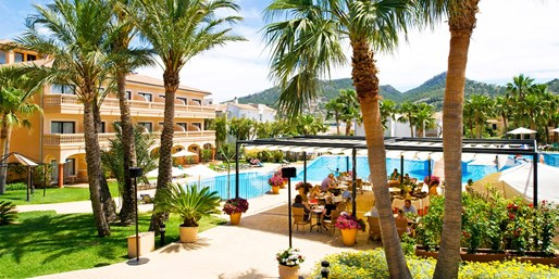 377 € -- Frühling auf Mallorca mit Mietwagen & Flug, -100 €