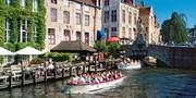 £245pp -- Bruges Break Cruise w/Balcony