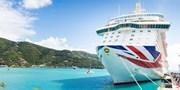 £865pp -- 13-Nt 'Britannia' Caribbean Transatlantic w/Flts