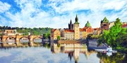 £1625pp -- 9-Nt Danube Dreams fr Prague w/Hotel Stay & Tour