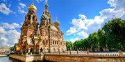 £1199pp -- 10-Nt Moscow-St Petersburg w/Tours & Overnights