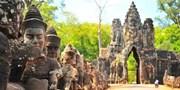 £2599pp -- 13-Nt Essential Vietnam & Cambodia Cruise w/Flts