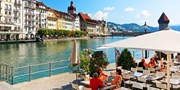 £1539pp -- 9-Night Luxury River Cruise & Lucerne Stay