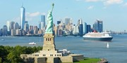 £589pp -- New York Transatlantic on Cunard's 'QM2'