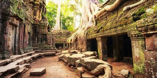 £2579pp -- 14-Nt Luxury Essential Vietnam & Cambodia Cruise