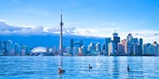 $122 -- Summer Flights to Toronto from Boston, One Way