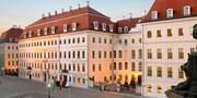 149 € -- Kempinski Dresden: Grandhotel der Extraklasse,-44%