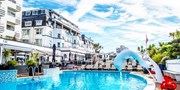 £79 -- Bournemouth: Art Deco Hotel Stay inc Dinner, Save 50%