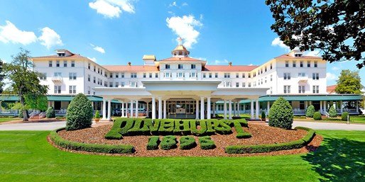 $185 -- N.C.: Legendary Pinehurst Resort w/US$125 in Credits