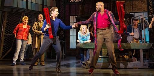 $45 -- NYC: Best Musical 'Kinky Boots' Starring Wayne Brady