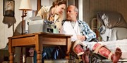 Broadway's 'Misery' Starring Bruce Willis and Laurie Metcalf