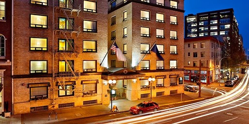 $179 -- Portland: July 4th at West End Hotel, Reg. $299
