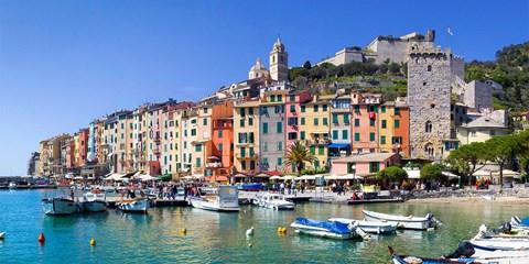 485€ -- Croisière 5* de 8 jours Espagne & Italie, -70%