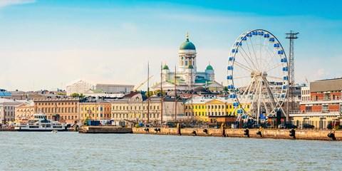 799€ -- Exclusivité : croisière 5* en mer Baltique cet été