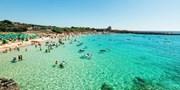 ab 599 € -- Sommerwoche in Süditalien mit Flug