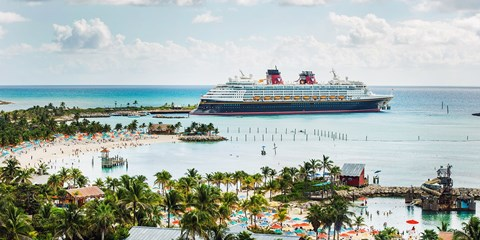 25% Off -- Disney Caribbean Cruises for Canadians