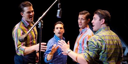 'Jersey Boys': $50 Orchestra Seats to Tony-Winning Musical