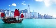 £825pp -- 4-Night Hong Kong Break w/Flts & Island Tour
