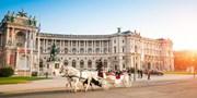 $4,999 起 -- 獨家直航 來回奧地利維也納機票 漫步音樂之都